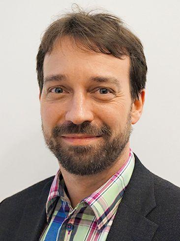 Martin Simny (2.Vorsitzender)