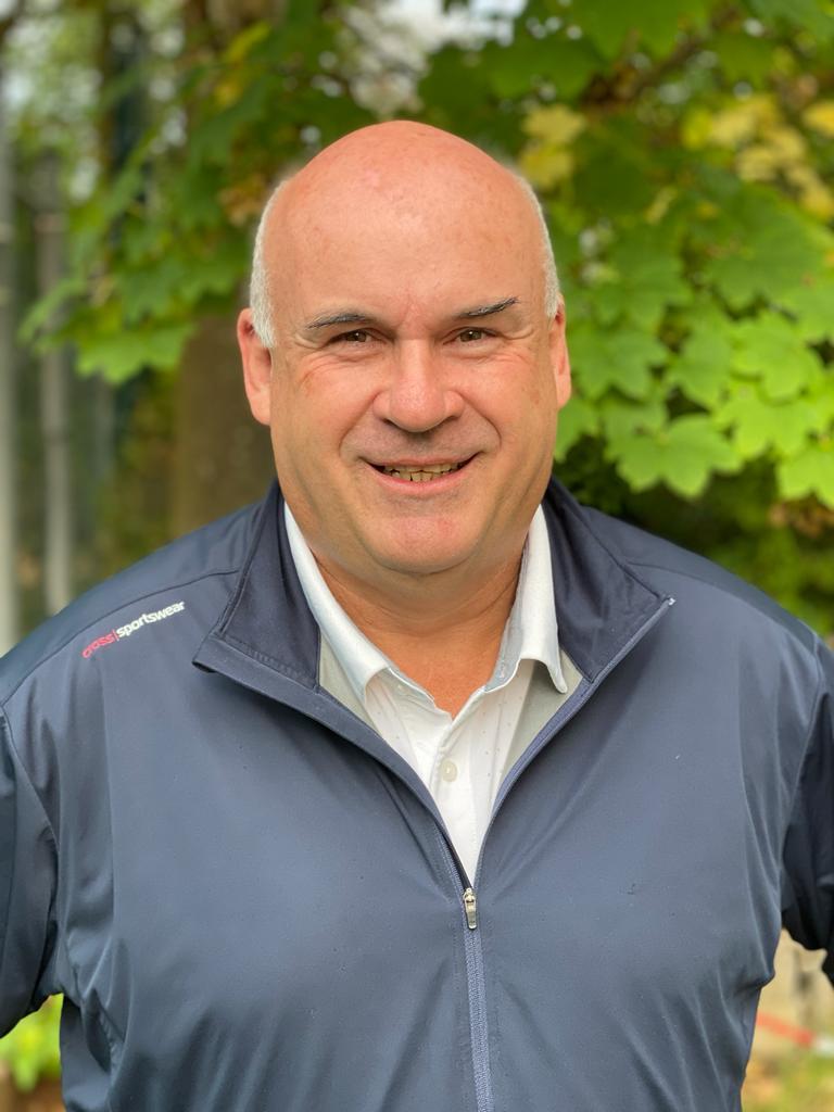 Steffen Rösner (Abteilungsleiter Squash)