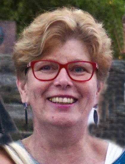Ingrid Geier (Schriftführerin)