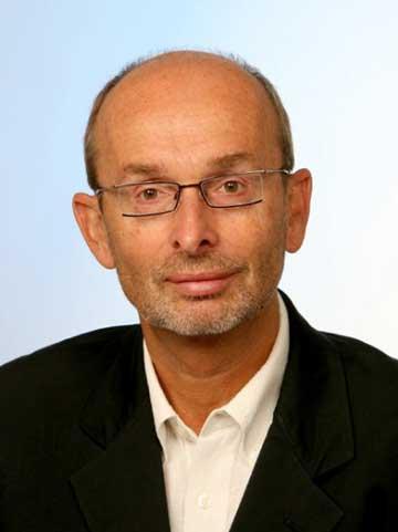Jürgen Sroka (1. Vorsitzender)