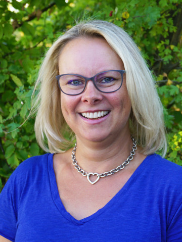 Kerstin Wolz (Vergnügungswartin)