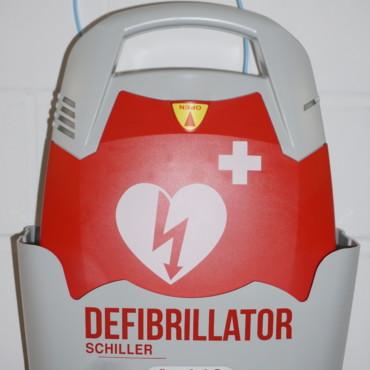 Anschaffung eines Defibrillator