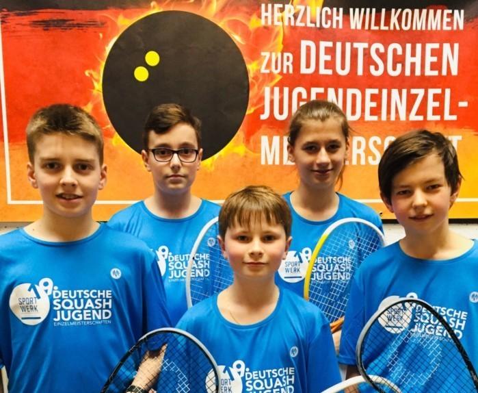 Deutsche Squash Jugend Einzelmeisterschaft