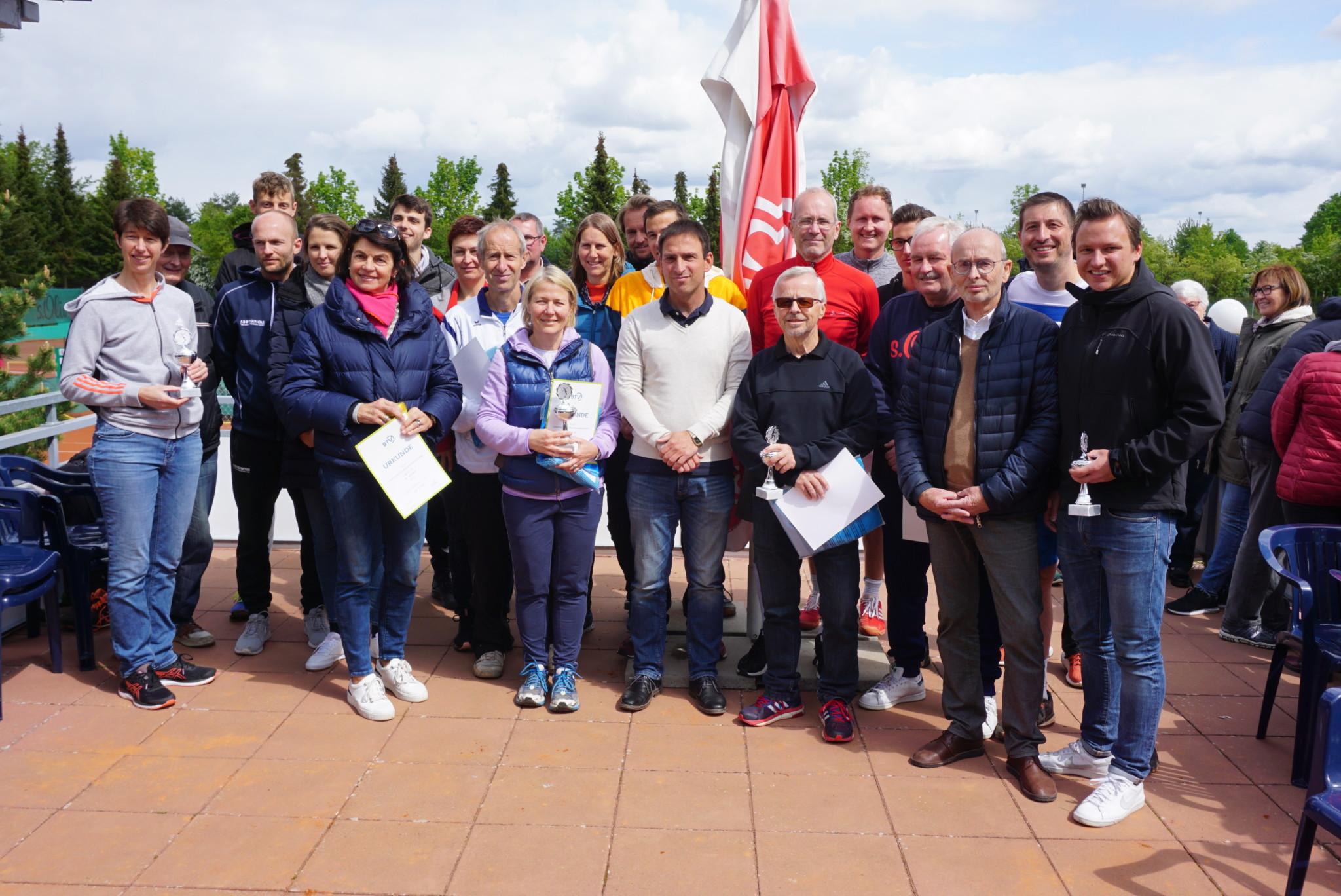 Unterfränkische Bezirksmeisterschaften 2019