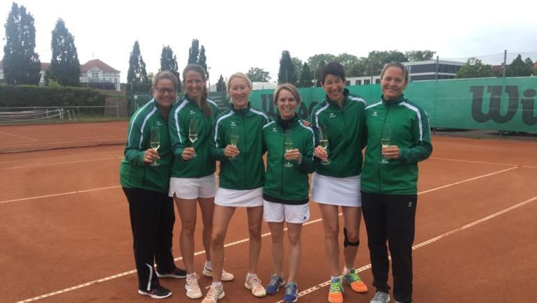 Damen 30 – Rückkehr in die Bayernliga