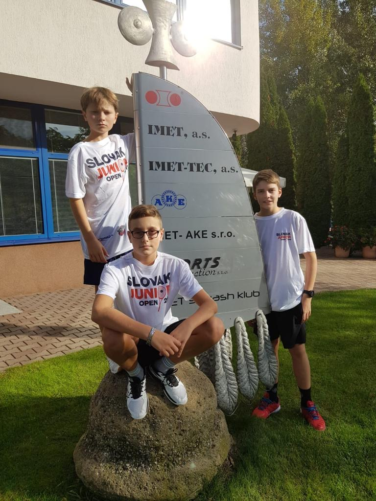Slovak Junior Open 2019